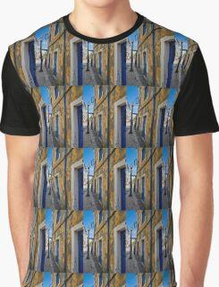 Aveiro blue Graphic T-Shirt