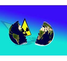 radioactivity Photographic Print