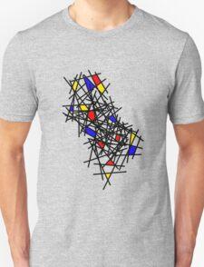 Wake Up Mondrian... T-Shirt