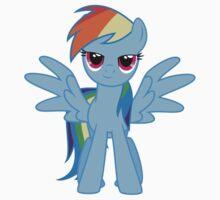 Rainbow Dash Wingboner by IvanSpaceBiker
