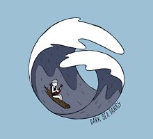 Dark Sea Panic  - Ukulele In The Storm Unisex T-Shirt