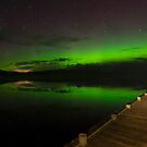 Aurora Australis, Franklin, Tasmania by NickMonk