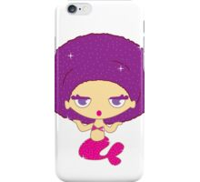 MERMAID-LIL'D iPhone Case/Skin