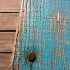 Rusty timber by pearcejm