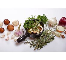 soup Photographic Print
