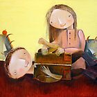 Tickles by Monica Blatton