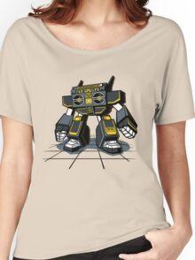 GHETTOBOT Women's Relaxed Fit T-Shirt