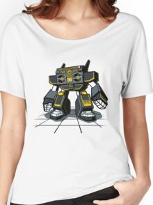 GHETTOBOT Women's Relaxed Fit T-Shirt