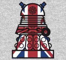 Dr Who - Jack Dalek One Piece - Long Sleeve