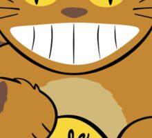 Lucky Catbus Cat Sticker
