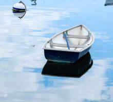 Little Row Boat Sticker