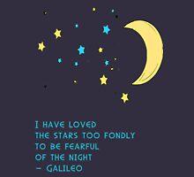 Galileo Stars Quote Unisex T-Shirt