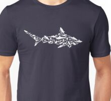 Shark Collage Unisex T-Shirt