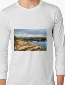 November landscape Long Sleeve T-Shirt
