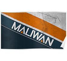 Maliwan Poster