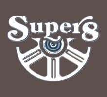 Tribute to Super 8 Cameras Baby Tee