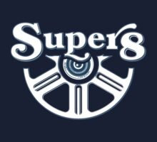 Tribute to Super 8 Cameras Kids Tee