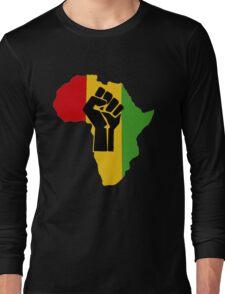 Africa Power Long Sleeve T-Shirt