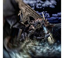 Dragon Slayer 2 Photographic Print