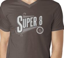 Retro Super 8 Tribute  Mens V-Neck T-Shirt