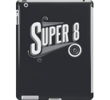 Retro Super 8 Tribute  iPad Case/Skin