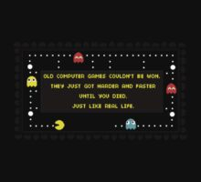 Old Games... So True by mumblebug