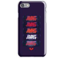 Caskets Comics Logo iPhone Case/Skin