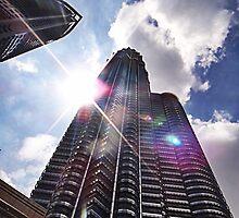 Petronas Tower, KL, Malaysia by DalioG2712