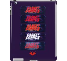 Caskets Comics Logo iPad Case/Skin