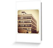 Watson Prickard Greeting Card
