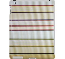 A Row of Books iPad Case/Skin
