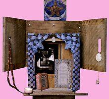 Altar Gateway: breath of God by Mona Shiber