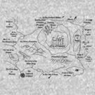 Map Of Camelot (B) by BethXP