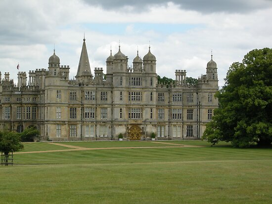 Burghley House - Stamford by Lucy Wilson