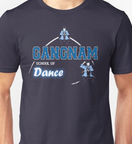 Gangnam School of Dance Unisex T-Shirt