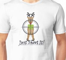 Reindeer, It's what's for dinner. Unisex T-Shirt