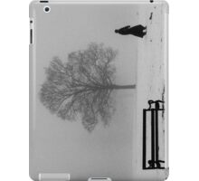 Winter Morning Walk iPad Case/Skin