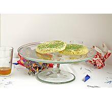 Cookies, Keeping Santa happy Photographic Print