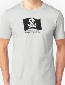 Piracy Be Fun T-Shirt