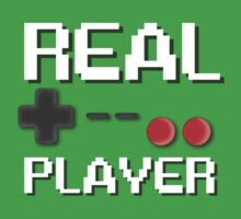 Real Player by Harry Markwick