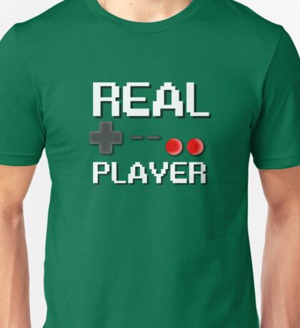 Real Player Unisex T-Shirt