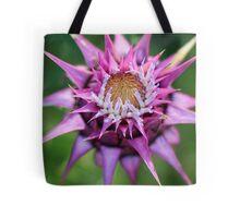 Alien Flower Detail Tote Bag