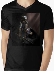 Oscar of astora Mens V-Neck T-Shirt