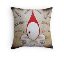 Quantum Circus Throw Pillow