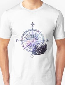 Galaxy compass T-Shirt