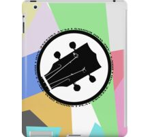 I Play Ukulele & I Don't Care Who Knows iPad Case/Skin