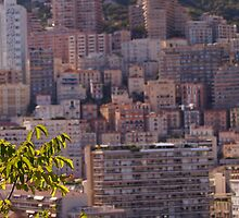 Blurry Monaco  by hpostant