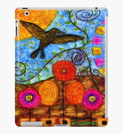 I Believe I Can Fly - iPad Cover iPad Case/Skin