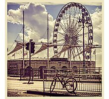 The Brighton Wheel Photographic Print