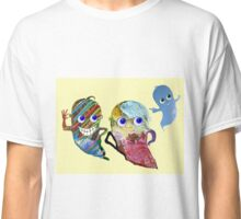Happy Ghosts Classic T-Shirt